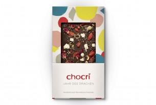 """""""Jahr des Drachen"""" Superfood-Schokolade"""
