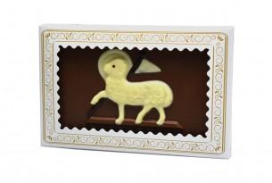 """Osterlamm"" Schokoladen-Tafel"