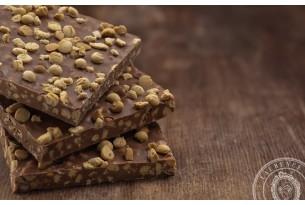 """Laurence """"Milchschokolade mit Vanille-Biskuit"""" Schokoladen-Tafel"""