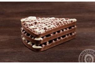 """Laurence """"Milchschokolade mit Schoko-Bällchen"""" Schokoladen-Tafel"""