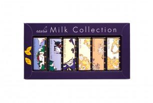 """Zotter """"Nashis Milk Collection"""" Schokoladen-Tafeln   In der Verpackung"""