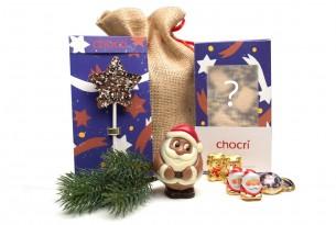 "chocri ""Nikolaus-Säckchen"" Nikolaus-Schokoladen-Bundle   chocri Schokoladen-Shop   chocri Schokoladen-Shop"