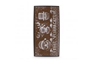 """Ruth """"Weihnachtstrio"""" Schokoladen-Tafel aus Vollmilchschokolade Übersicht"""