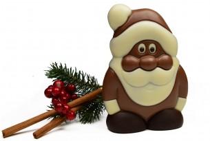 """chocri """"Max"""" Confiserie-Schokoladen-Weihnachtsmann   chocri Schokoladen-Shop"""