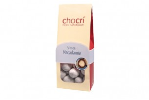 Schnee-Macadamia