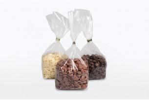 """chocri """"Der Drops ist gelutscht"""" 3 Päckchen Schoko-Kügelchen - Weiße, Vollmilch- und Zartbitter-Schokolade"""