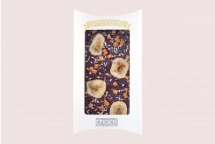 "chocri ""Sommerfeeling"" Blog-Schokoladen-Tafel in Kissenverpackung"
