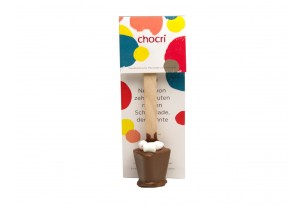 "chocri ""Karamell - Marshmallows"" Trink-Schokolade"