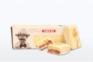 White Chocolate Praline Wonder Bar