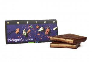 "Zotter ""NougatVariation"" Schokoladen-Tafel"