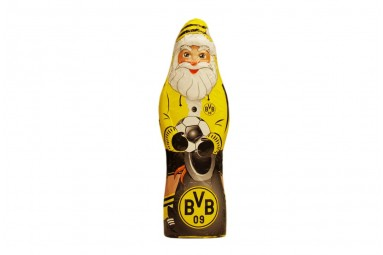 """Schoko-Weihnachtsmann """"Borussia Dortmund"""""""