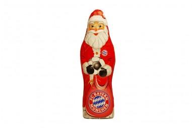 """Schoko-Weihnachtsmann """"FC Bayern München"""""""