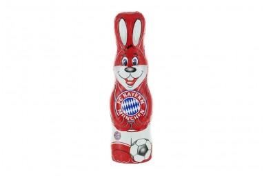 """Schoko-Osterhase """"FC Bayern München"""""""