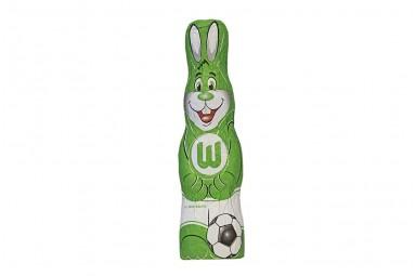 """Schoko-Osterhase """"VfL Wolfsburg"""""""