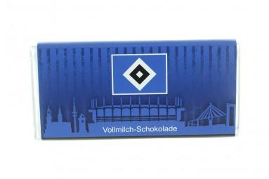 "Schokoladen-Tafel ""Hamburger SV"""