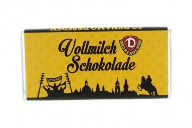 """Schokoladen-Tafel """"SG Dynamo Dresden"""""""