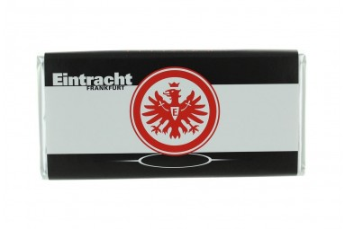 Schokoladen-Tafel 'SG Eintracht Frankfurt'