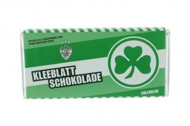 """Schokoladen-Tafel """"SpVgg Greuther Fürth"""""""