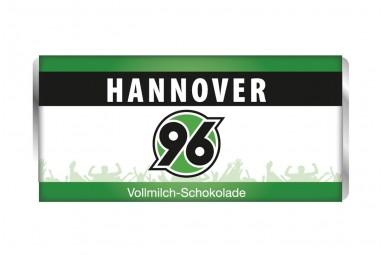 """Schokoladen-Tafel """"Hannover 96"""""""
