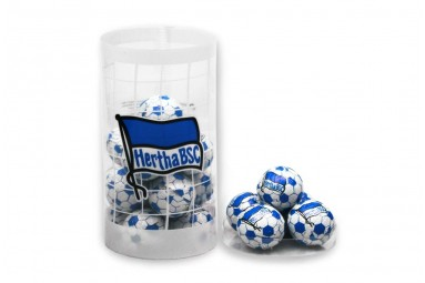 Schokoladen-Fußbälle 'Hertha BSC'