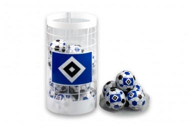 """Schokoladen-Fußbälle """"Hamburger SV"""""""