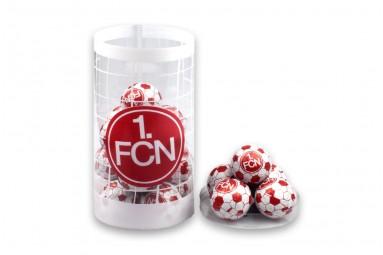 Schokoladen-Fußbälle '1. FC Nürnberg'