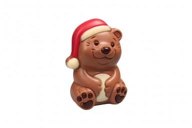 """chocri """"Benny"""" Weihnachts-Schokoladen-Bärchen"""