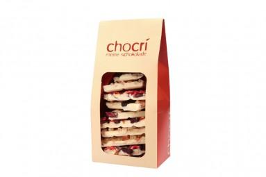 """chocri """"Weiße"""" Bruch-Schokolade"""