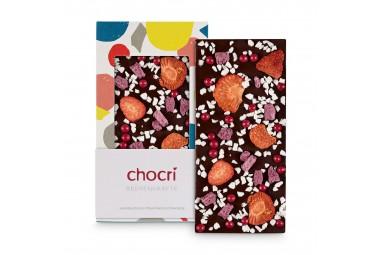chocri 'Beerenkräfte' Schokoladentafel