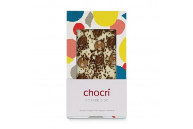 chocri 'Coffee 2 Go' Schokoladentafel