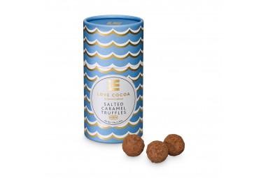 Trüffel Pralinen mit Karamell-Füllung von Love Cocoa