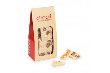 chocri 'Weiße' Bruchschokolade