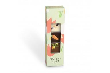 chocri 'Osternest' Mini-Schokoladentafeln