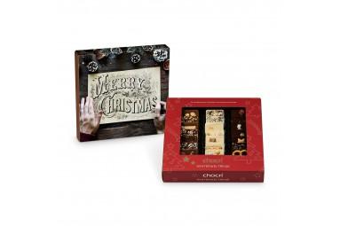 chocri Weltreise® 'Winter' mit individueller Verpackung