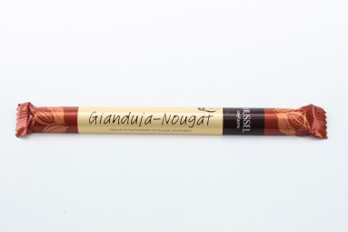 "Hussel Confiserie ""Gianduja-Nougat"" Schokoladen-Riegel"