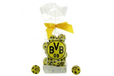 "Schokoladen-Fußbälle ""Borussia Dortmund"""