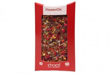 "chocri ""FlowerChi"" Superfood-Schokolade"