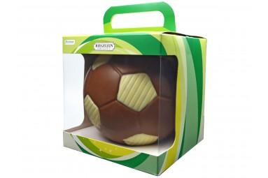 """Confiserie Riegelein """"Schoko Star"""" XXL-Schokoladen-Fußball"""