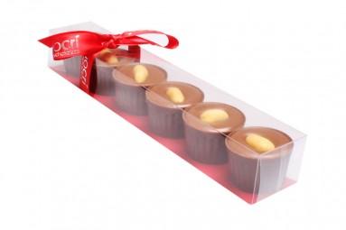 "chocri ""Peanut Butter"" Pralinen-Cups"