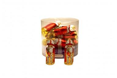 """Confiserie Riegelein """"St. Nikolaus"""" Schokoladen-Nikolaus (24er Box)"""