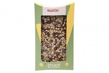 """NutChi"" Superfood-Schokolade"