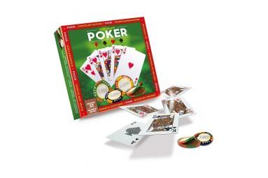 """Gamesformotion """"Poker"""" Schokoladen-Spiel"""