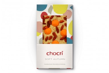 "chocri ""Soft Autumn"" Superfood-Schokoladen-Tafel"