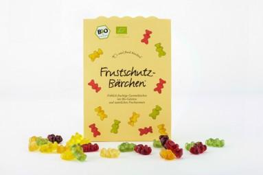 """Soul Food """"Frustschutz-Bärchen"""" Bio-Gummibärchen"""