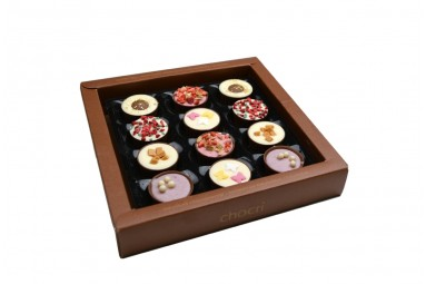 "chocri ""Big Spring"" Pralinen-Cups"