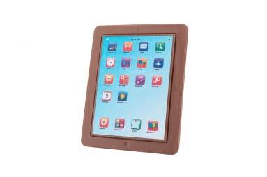 Tablet PC aus Schokolade