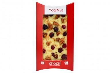 "chocri ""YogiNut"" Joghurt-Schokolade"