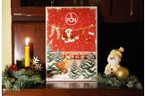 Schoko-Adventskalender '1. FC Nürnberg' echte Weihnachtsstimmung für Glubberer