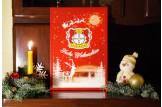 Schoko-Adventskalender 'TSV Bayer 04 Leverkusen' echte Weihnachtsstimmung für Werkself-Fans