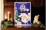 Schoko-Adventskalender 'SV Darmstadt 98' echte Weihnachtsstimmung für Fans der Lilien